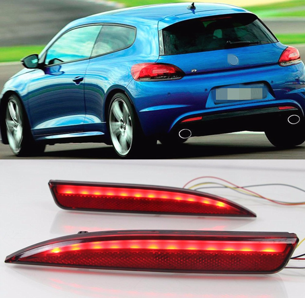 car flashing for volkswagen vw scirocco r gts rline 2011 2015 drl