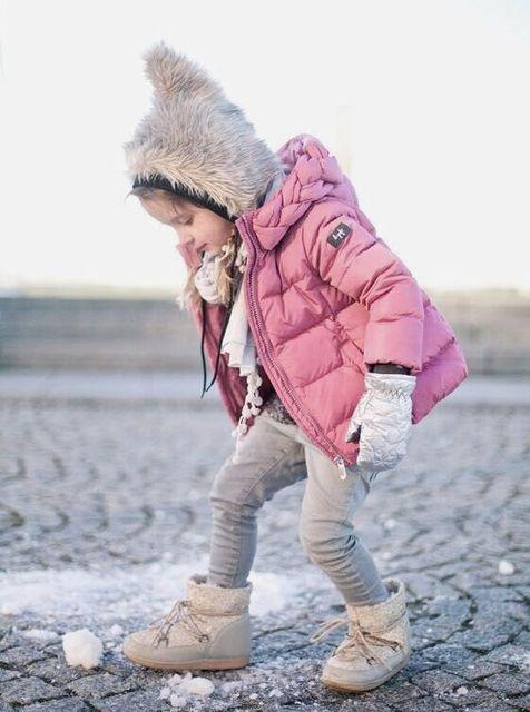 Российская детская Одежда Зима Утка Вниз Пальто Для Девочек Зимняя Куртка Doudoune Fillette Верхняя Одежда Марка Куртка Дети-Подростки