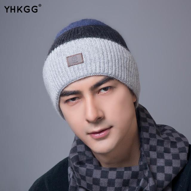 YHKGG 2016  brand new  gorros beanie winter Knitting  Casual Caps  ski  Beanies  Warm Hat Wool Knitted