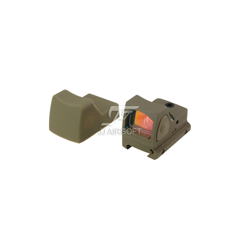 ACI RMR Red Dot With Adjustable LED (Tan)