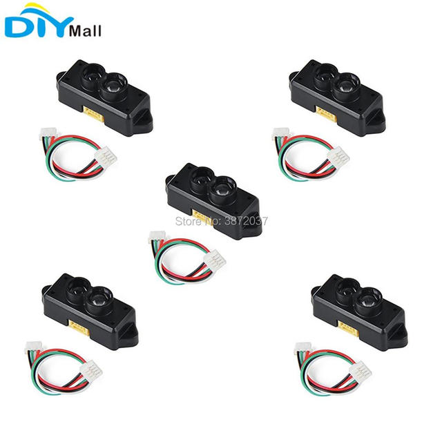 US $157 68 |5pcs/lot TFmini Lidar Module Range Finder Sensor Single Point  Distance Measurement Detector Obstacle Avoidance for Arduino Drone-in Home