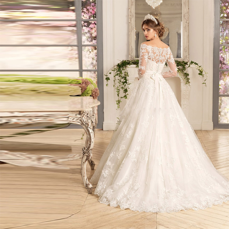 Vestidos novia платье