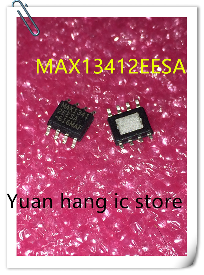 10 stks/partij MAX13412EESA + T MAX13412EESA MAX13412 SOP8-in Batterij Accessoires & Oplader Accessoires van Consumentenelektronica op  Groep 1