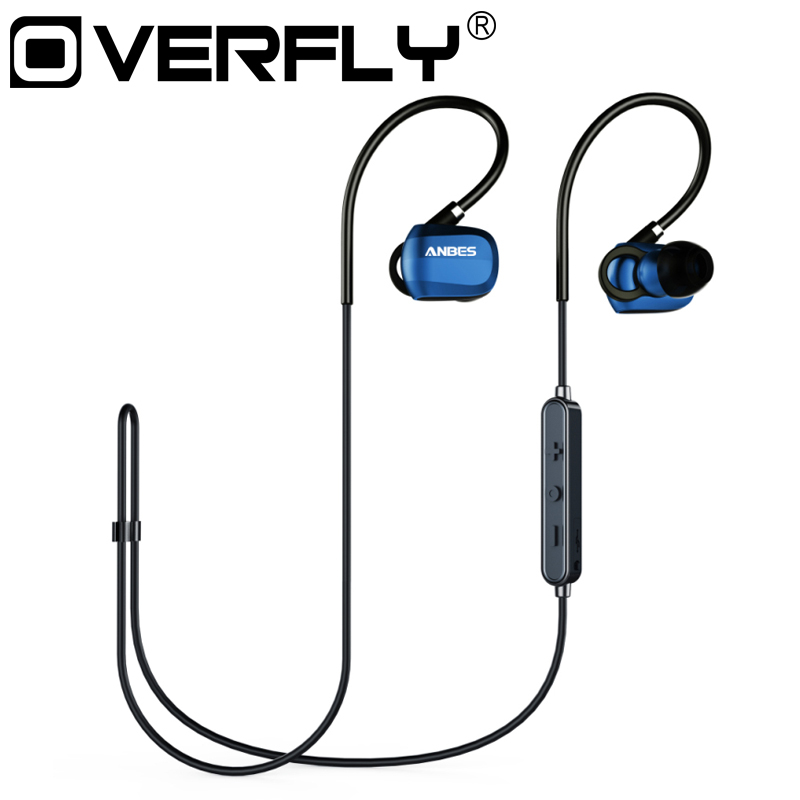 Bluetooth Earphones Waterproof Wireless Headphones Ear Hook Stereo Music Microphone Headsets for Android and iOS Phone koyot sport headphones bluetooth earphones ear phone wireless stereo headset earphone music handsfree for iphone 7 ios android