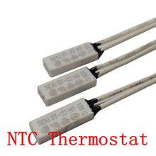 5PCS ST-22 50C-150C Degree Motor 55/60/65/70/75/80/85/90/130/150 Thermal Protection Device Thermostat Temperature Control Switch