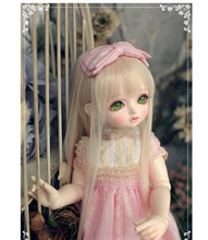 BJD / SD infant fat giant baby doll bambi Square baby girl birthday gift(China)