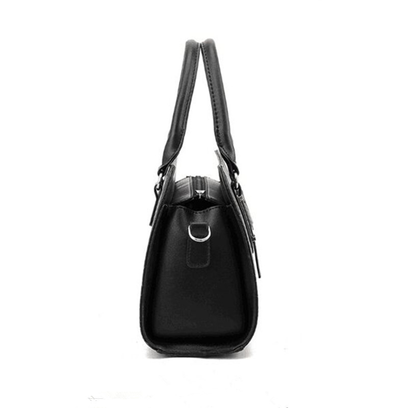 Hot Sale Fashion Women Leather Handbag Inclined Female Bow-knot Shoulder Bags Handbags Lady Shopping Tote Soft Messenger Bag Sac