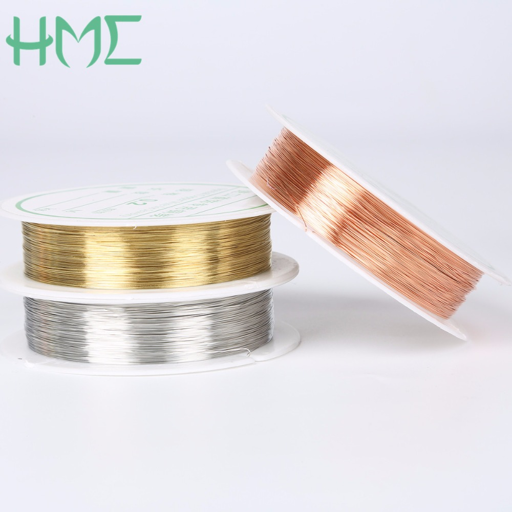 Craft//Jewellery Wire 0.8mm Antique Bronze 6m Non-Tarnish 20ga