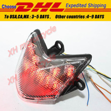 motorcycle partsLED Tail Brake Light Turn Signals for 2004 2005 ZX1000 Ninja ZX10R ZX10