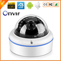 Indoor Dome Vandal proof IP Camera CCTV 720P 960P 1080P Optional ONVIF Security HI3518E/HI3518C Processor Surveillance Camera IP