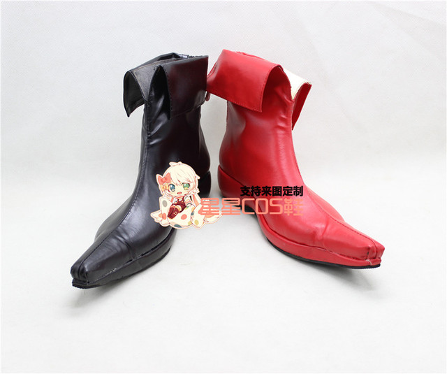 13470e3e840b Batman Harley Quinn Cosplay Shoes Boots X002-in Shoes from Novelty ...