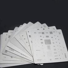 IC Chip BGA Reballing Stencil Kits Set S
