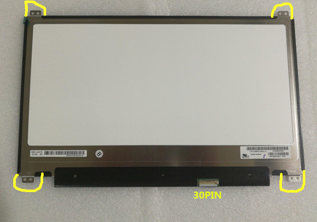 Бесплатная доставка LP133WF2 SPL1 SP L6 SP L7 SP L9 LTN133HL05 NV133FHM N42 B133HAN04.4 экран ноутбука 30pin FHD