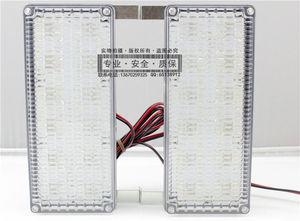 Image 4 - 12V High Power Flashing Lights Security Booth Warning Lights Strobe Warning Light For Car Motorcycle