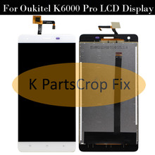 For Original Oukitel K6000 Pro LCD in Mobile phone