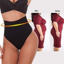 Las mujeres Sexy trasero elevador cintura entrenador cuerpo Shaper Tanga boda  Vestido faja breve adelgazamiento Pantalones b53c4ef7bf9b