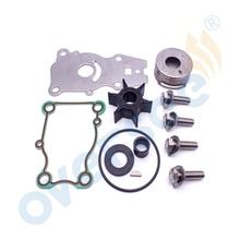 Новый OEM 66T-W0078-00-00 водяной насос, Ремкомплект для YAMAHA подвесной Двигатели для автомобиля