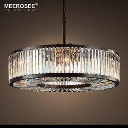Duży kryształowy żyrandol światła oprawa kryształ oświetlenie lampy wiszące światła dla projektu hotelu sala nabłyszczania de Cristal