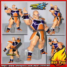 """100% Original BANDAI Gashapon PVC Toy Figure HG SP Part 2 – Nappa (later stage ver.) from Japan Anime """"Dragon Ball Z"""" (9cm tall)"""