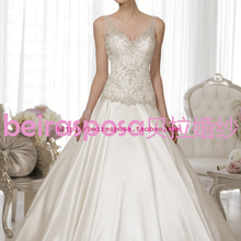 La MaxPa sexy ball gown wedding dresses bridal gown