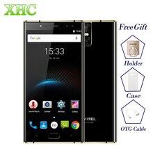 """Original OUKITEL K3 5.5"""" Smartphones 4GB+64GB Android 7.0 MT6750T Octa Core 1920*1080 FHD 6000mAh 16MP+16MP Dual SIM Cellphones"""