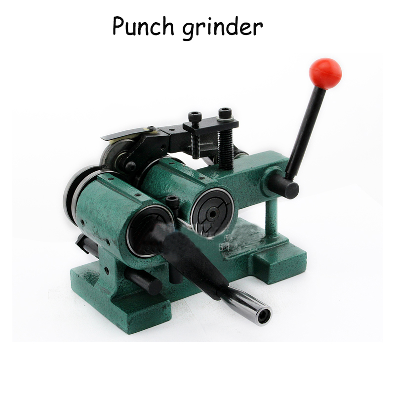 1.5-25mm Manual Punch Grinder Punch Grinding Machine PGA Surface Grinding Tools kalibr ppshm 6 3 170 pneumatic tools grinder grinding machine valve for surface grinding iron tire