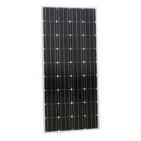 160W 18V Mono Solar Panel PV Solar Module For 12V Battery Charger Home System RV Boat