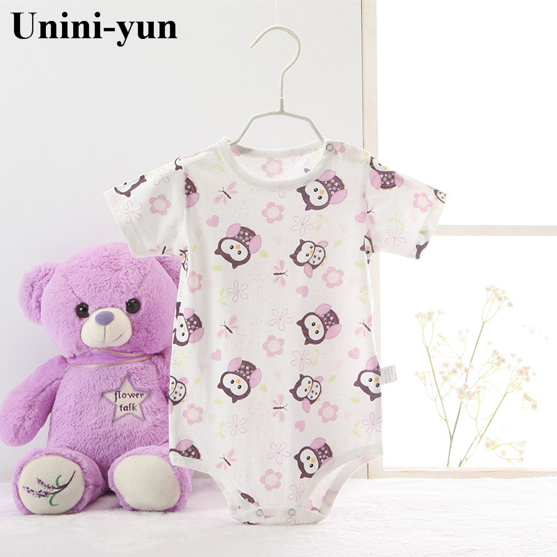 Baby Girl Rompers Summer Girls Clothing Sets Roupas Bebes cartoon Newborn Baby Clothes Cute Baby Jumpsuits Infant Girls Clothing baby boys girls rompers short sleeve infant jumpsuits summer kids clothing sets cartoon newborn baby clothes for 0 12 month