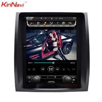 KiriNavi вертикальный автомобильный сенсорный экран в стиле Tesla Стиль 10,4 дюймов Автомобильный dvd плеер Android 6,0 для Lexus GX470 радио Gps навигации 2004 2009