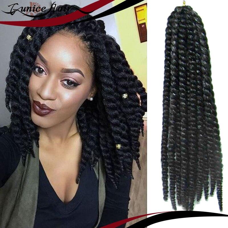 New Hair Style HAVANA MAMBO TWIST Crochet Braids Short ...
