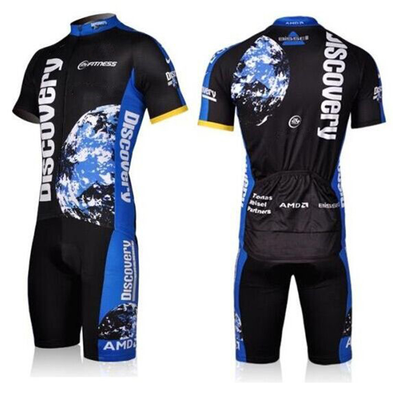 Pro Team Cycling Jersey Set Mountain Bicycle Clothing Bike Clothes Breathable Pad Men Short Maillot Culotte Sport Suit crossrider 2018 cycling pro jerseys set mtb uniform mountain bike clothing bicycle wear clothes men short maillot culotte