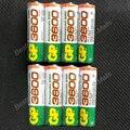 8 шт. GP AA 1.2 В Аккумуляторная NIMH NI-MH Аккумулятор Новый gp 3600 bateria recargable пилас recargables АА батареи