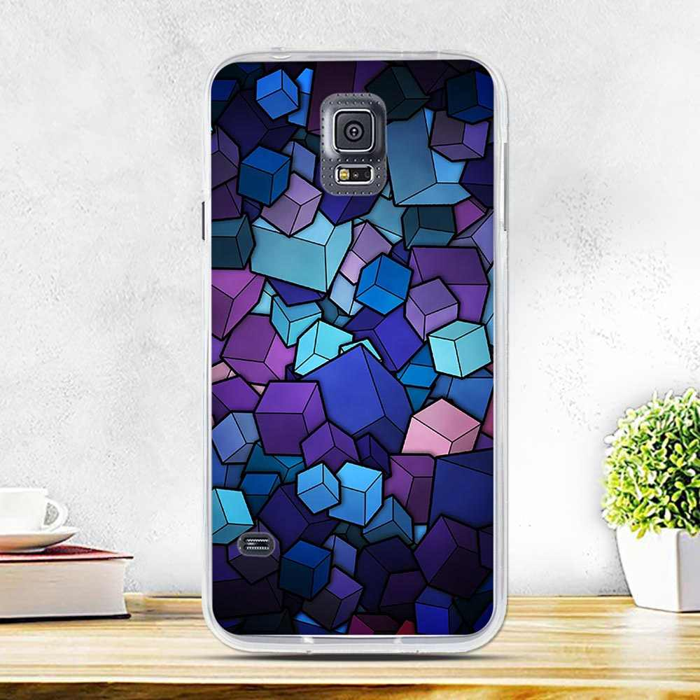 Case Voor Coque Samsung Galaxy S5 Case Telefoon Cover Voor Samsung S5 Neo Case Capa Voor Fundas Samsung S5 i9600 SM-G900F Soft TPU Tas
