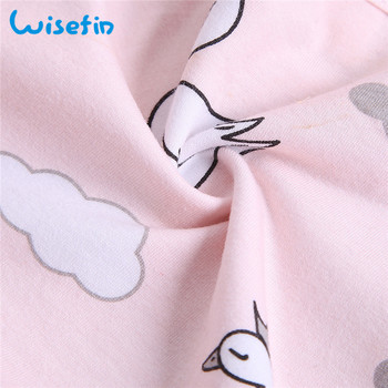 dfe25ba300fe Wisefin Swan Newborn Girl Dresses Fall Winter 0-3 Month Long Sleeve ...
