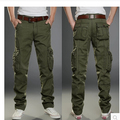 7 цвет размер 28 - 44 хлопок мужские брюки классические бегунов мужчины свободного покроя брюки мужской одежды черные брюки цвета хаки брюки летние