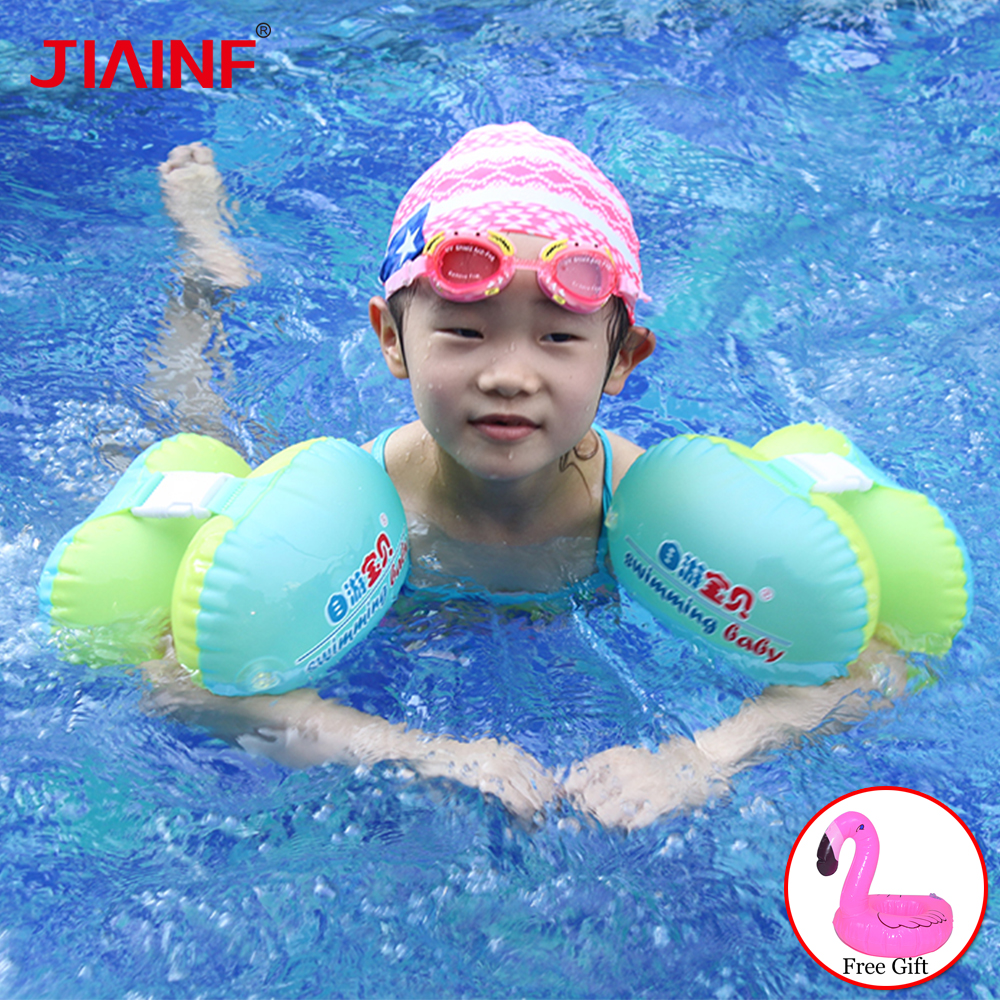 Beach Party Inflatable Waistcoat For Children Swimming Pool Inflatable Armbands Armlets For Swimming