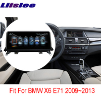 Liislee For BMW x6 E71 2009~2013 Android Car Radio Audio Video Multimedia Player WIFI GPS Navi Navigation