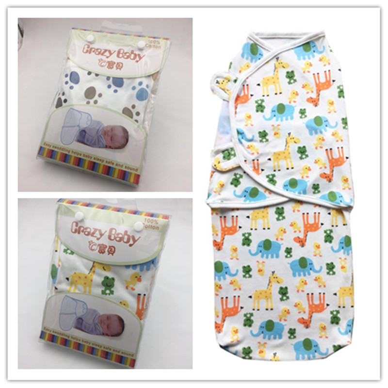 ѕодгузники летом хлопок младенческой Новорожденные обертывание, конверт пеленание, спальный мешок, спальный мешок, ?етские swaddlesoft одеяло