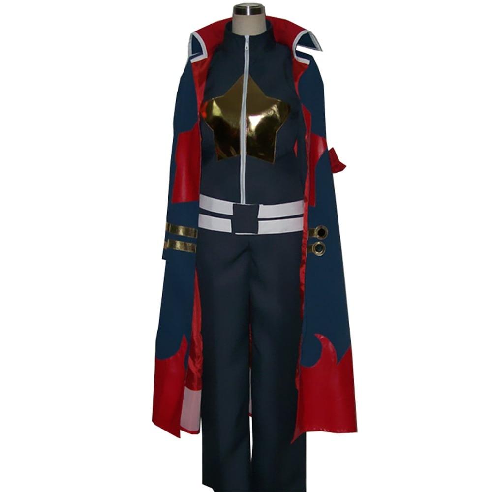 2018 Gurren Lagann Tengen Toppa Gurren Lagann Simon Shimon Cosplay Costume