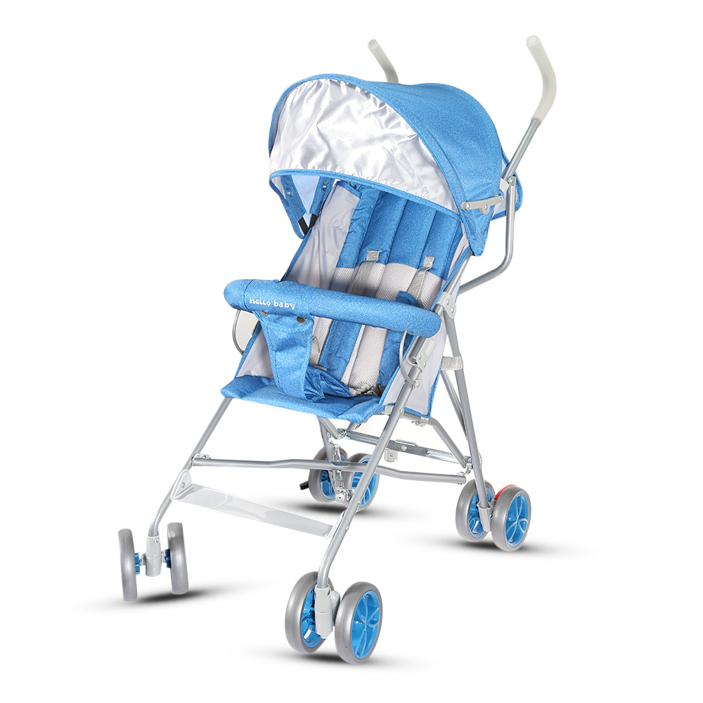 Baby Stroller Folding Ultra-Lightweight Shockproof Can Sit Can Lie High Baby Stroller Cart Carriage For 0 - 36 Months BabiesBaby Stroller Folding Ultra-Lightweight Shockproof Can Sit Can Lie High Baby Stroller Cart Carriage For 0 - 36 Months Babies