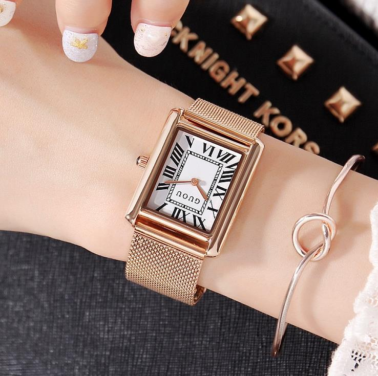 New Fashion High Quality slim Watches Women Luxury Brand Stainless Steel Bracelet thin ladies watch Quartz Dress reloj mujer new fashion high quality slim watches women luxury brand stainless steel bracelet thin ladies watch quartz dress reloj mujer jh
