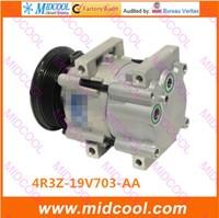 Hoge Kwaliteit Auto Ac Compressor FS10 Voor 4R3Z-19V703-AA 4R3Z19V703AA