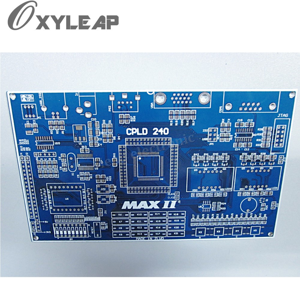 Pcb Prototypeblue Printed Circuit Boarddouble Sided Pcbpcb Board Manufacturing Manufacturers Manufacturer In Home Automation Modules From Consumer Electronics On Alibaba