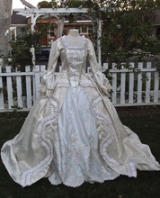 19 century Victorian Gothic Lolita/Civil War Southern Belle Ball Halloween dresses Sz US 6-26 XS-6XL