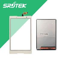 Для Lenovo Tab 2 A8-50F A8-50LC A8-50 Сенсорного Экрана Digitizer + ЖК-Дисплей Части Заменить Панель 100% Тестирование