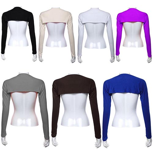 Women's Modal Cotton Hijab One Piece Shoulder Sleeve Arm Cover