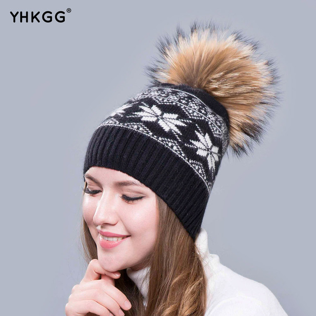 2016 newest fashion casual solid color simple printing Ms. cashmere hat beanies gorros
