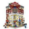 DHL XINGBAO 01006 китайские архитектурные игрушки набор игрушек и книжного магазина строительные блоки кирпичи в сборе детские игрушки рождествен...