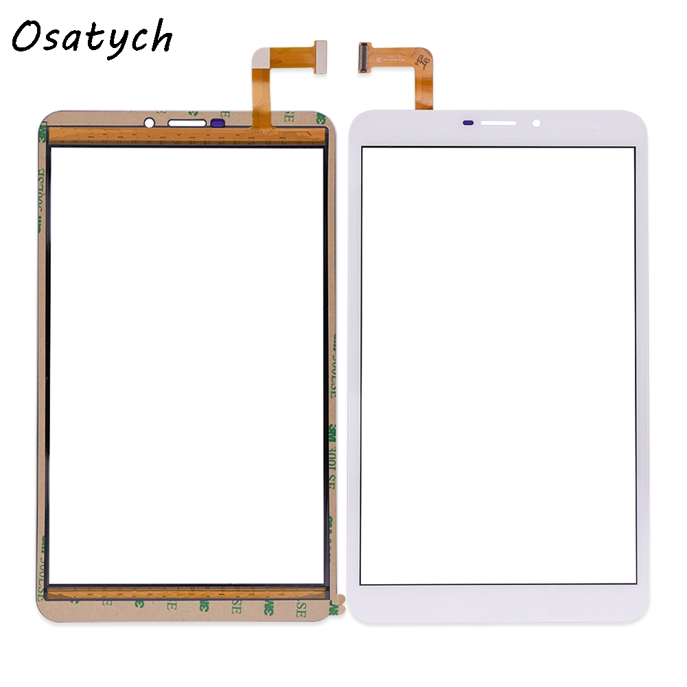 High Quality 7.85 inch Touch Screen for Techno I785AP White Tablet Panel  Digitizer Sensor Glass Replacement Free Shipping  50pcs high quality 4 7 for lg l90 d410 dual sim card touch screen digitizer sensor glass lens panel black white free shipping
