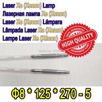 1 Pair Laser Xenon Lamp Free Shipping Lamp Xenon 8 125 270 5 For Optical Fiber